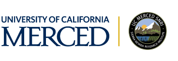 UC Merced Co-branded Logo | Department Logo 1
