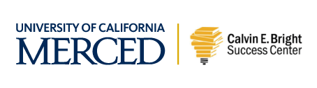 UC Merced Co-branded Logo | Department Logo 2