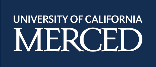 UC Merced Logo - White