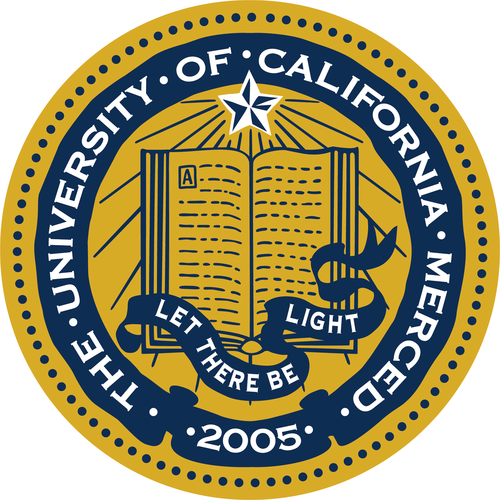 UC Merced Seal - Full Color