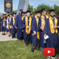 Spring 2019 Commencement Highlights - Video Project